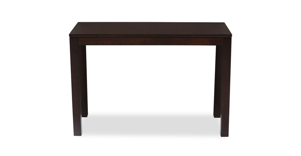 Juno Light Cappuccino Wood Console