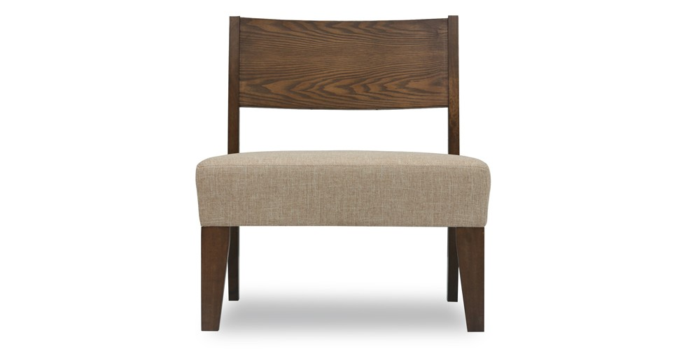 Keitaro Cocoa Lounge Chair