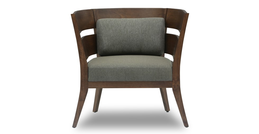 Mier Cocoa Lounge Chair