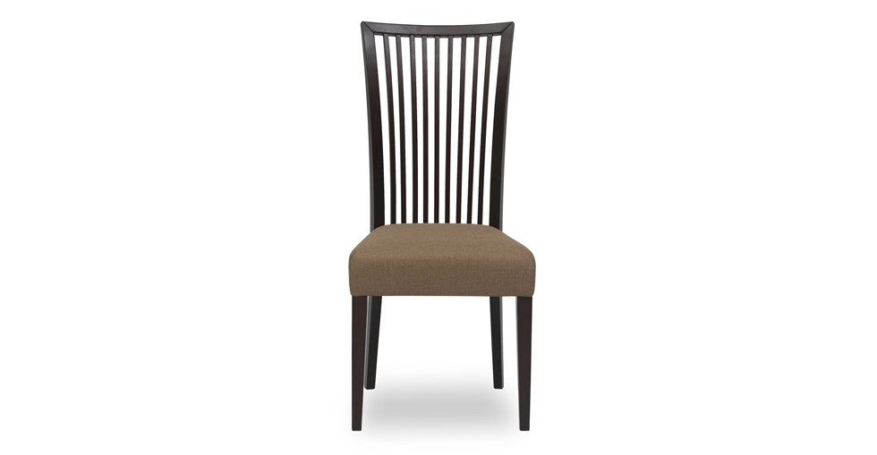 Carolina Latte Light Cappuccino Dining Chair
