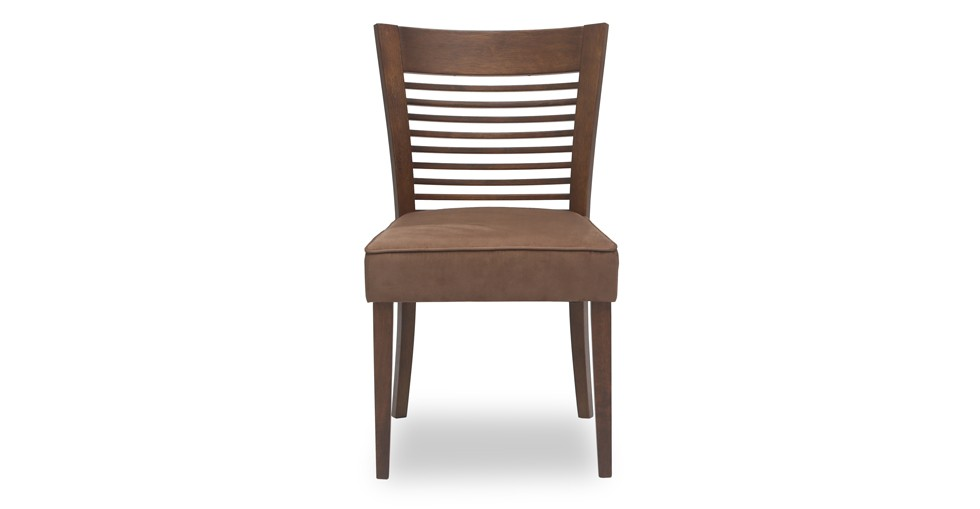 Casey Brown Cocoa Dining Chair