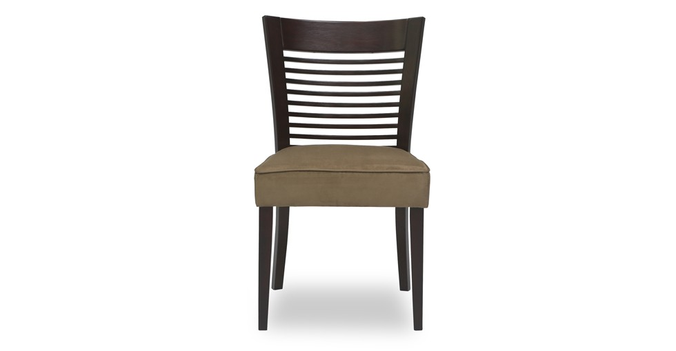 Casey Light Brown Light Cappuccino Dining Chair