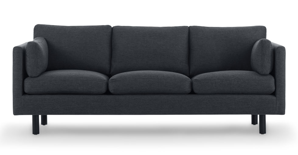 Nova Bard Gray Sofa