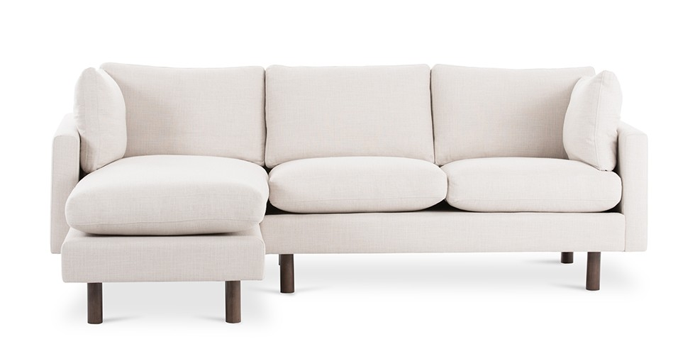 Nova Beige Left Sectional