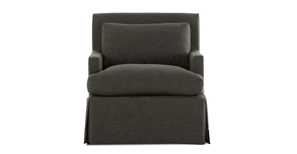 Emily Bard Gray Armchair