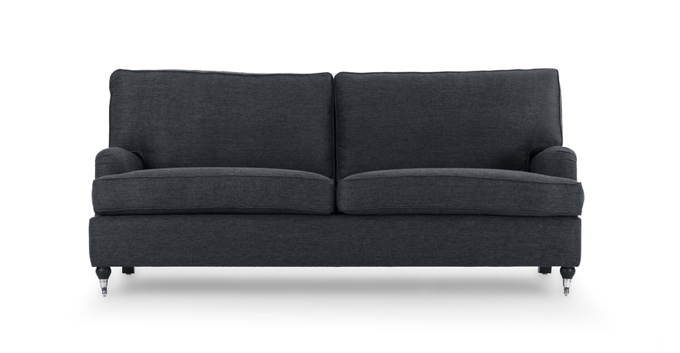 Edward Bard Gray Sofa