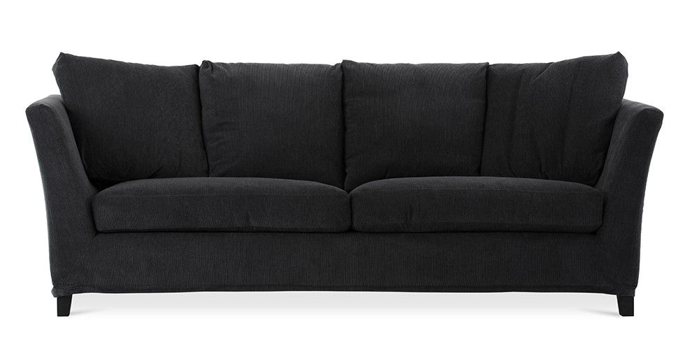 Long Island Midnight Blue Sofa