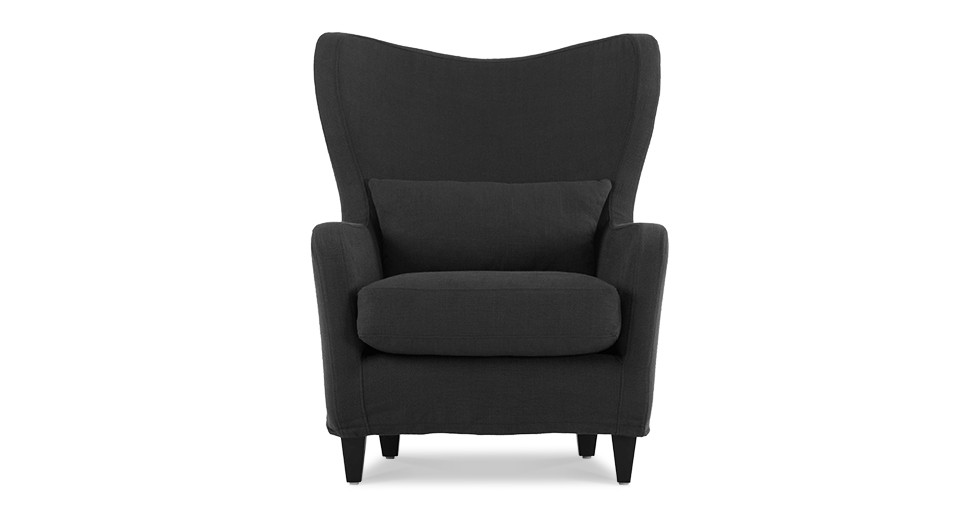Polo Gray Armchair