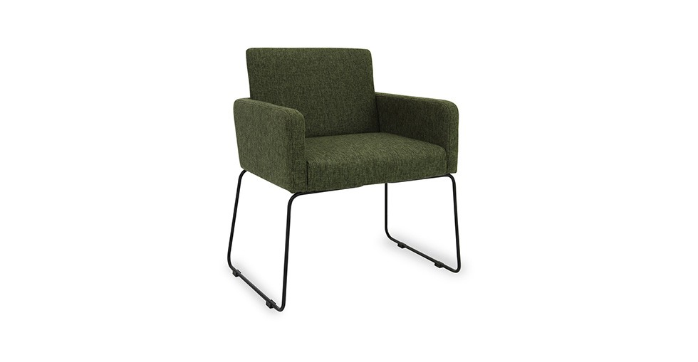 Delma Forest Dining Armchair