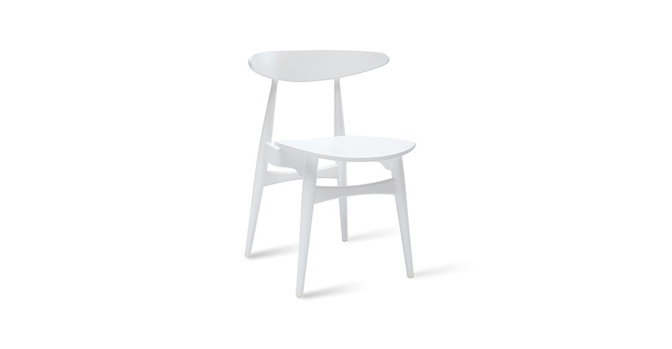 Tricia White Dining Chair