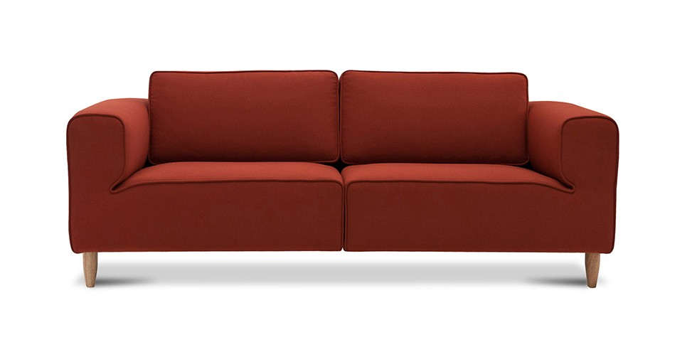 Derby Cinnamon Sofa