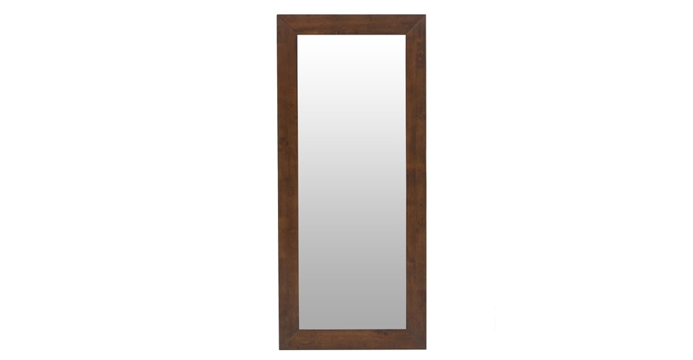 Daffodil Cocoa Framed Full Length Mirror